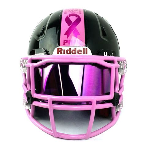 colorful football visors football helmets with visors riddell pink search