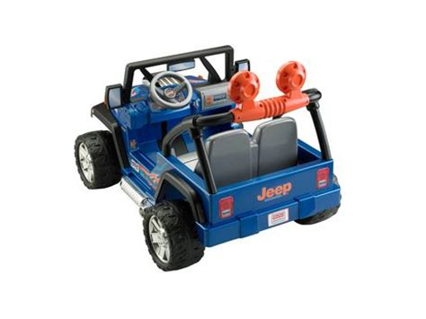 Power Wheels Jeep Walmart Fisher Price Power Wheels Wheels Jeep Wrangler