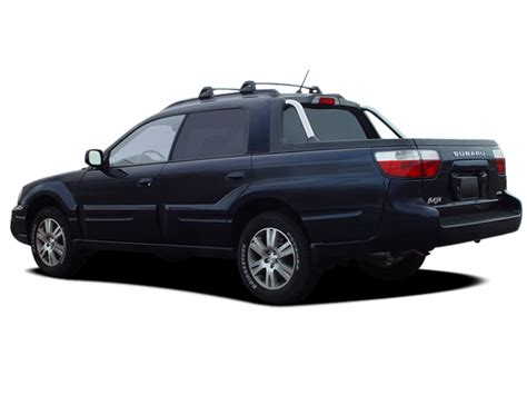 subaru suv sport 2004 subaru baja reviews and rating motor trend