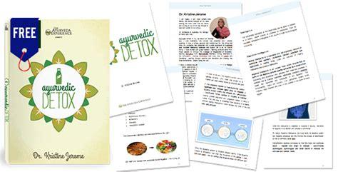 Ayurvedic Detox Diet Plan by Ayurvedic Detox