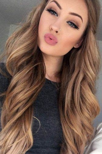 pretty brown hair color pretty brown hair color ideas makeup for fashion trends