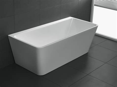 wall ls for bathroom 1500mm square back to wall bath free standing bathrooms on a budget
