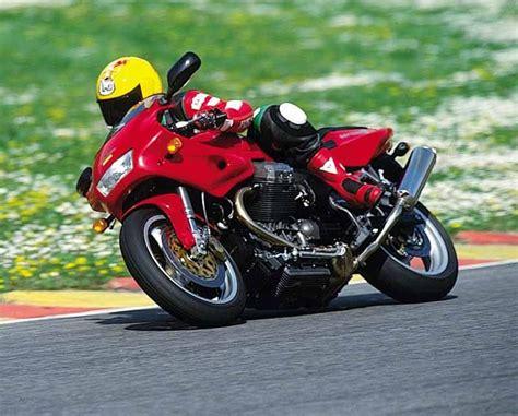 Motorrad Fahren Wiki by Moto Guzzi 1100 Sport 1995 2000 Review Mcn