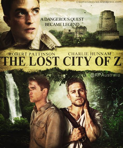 the lost city of z uk robert pattinson the lost city of z release date