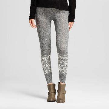 mossimo patterned leggings women s leggings target