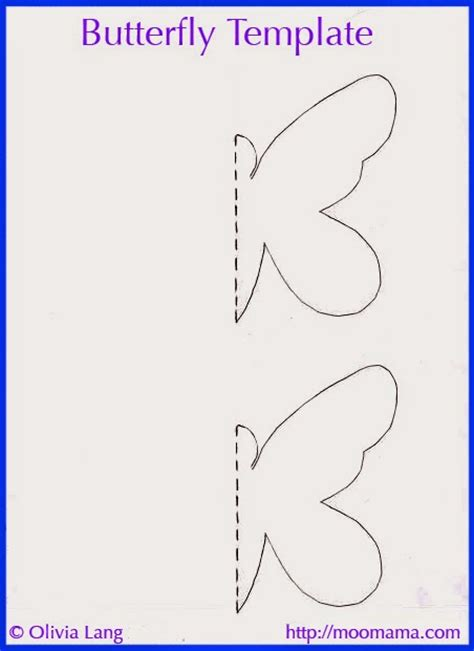 free butterfly card template moomama diy 3d butterfly wall with free templates