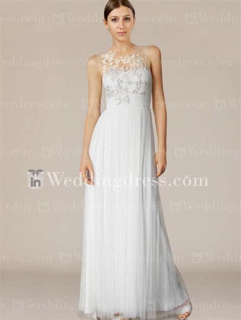 Summer Wedding Dresses by Summer Wedding Gown 2176999 Weddbook