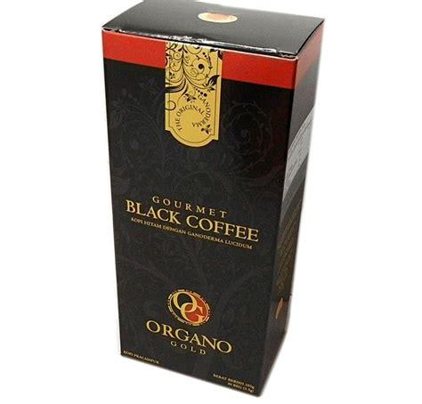 Organo Gold Gourmet schwarzer Kaffee   Various Verpackung möglich   eBay