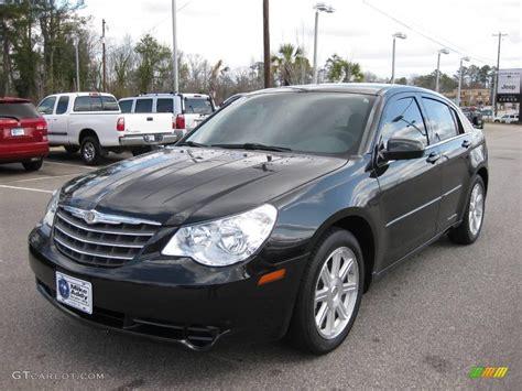 Chrysler Sebring 2007 by 2007 Chrysler Sebring Black 200 Interior And Exterior