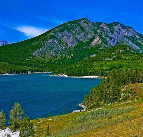 canadian geographic photo club barrier lake, alberta