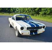 1965 Ford Mustang Shelby GT 350 Race Car Classic Old USA