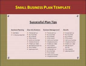 Marketing Plan Template For Small Business by Small Business Plan Template Marketing