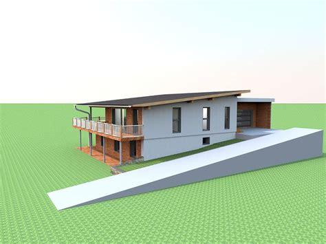 hanghaus mit garage entwurf hanghaus mit wohnkeller grundrissforum auf
