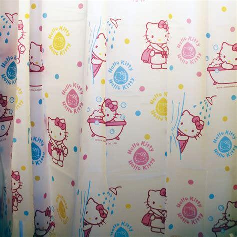 hello kitty shower curtains hello kitty shower curtain
