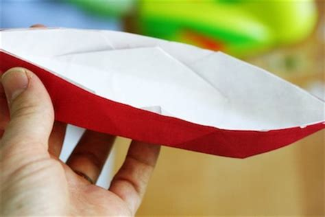 Paper Canoe Craft - things to make and do crafts and activities for