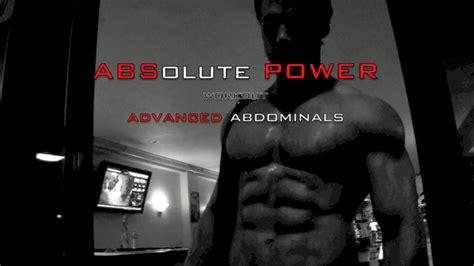 abdominal  workout greg plitt official web site