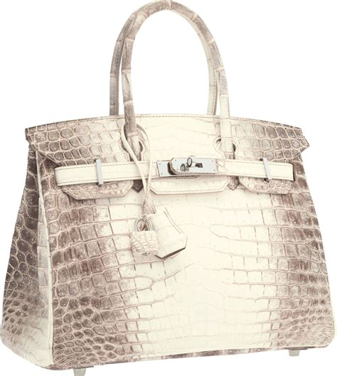 Tas Hermes Birkin Croco Matte 30cm herm 232 s rarities luxury at heritage auctions