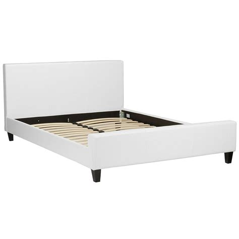 euro platform bed euro upholstered platform bed in beds and headboards