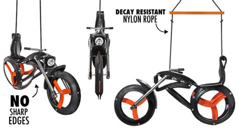 motorcycle tire swing motorcycle tire swing craziest gadgets