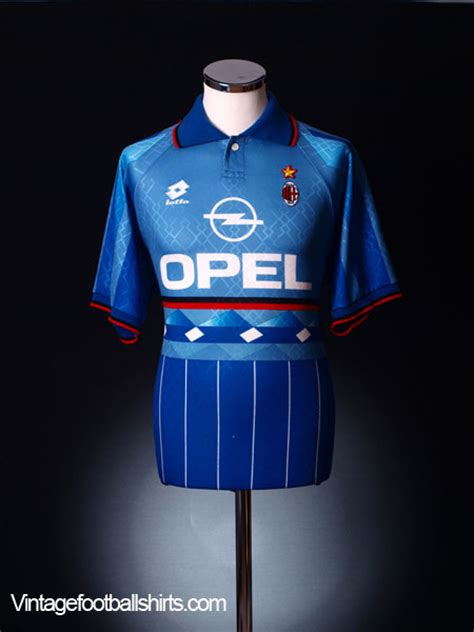 Jersey Ac Milan Home 1995 1998 00 ac milan home shirt y for sale