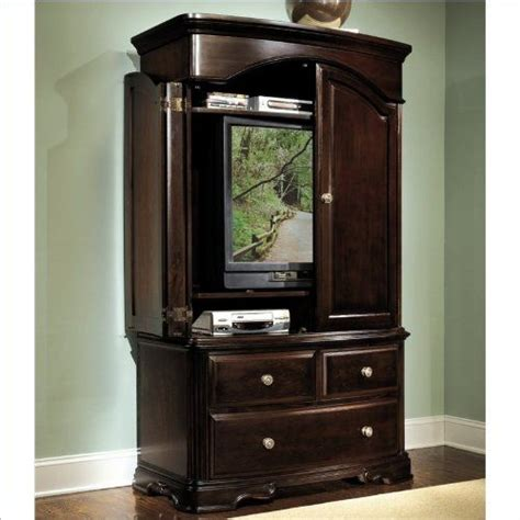 bedroom tv armoire 1000 images about tv armoire on pinterest wood veneer