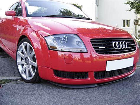 Audi Tt Mk1 Upgrades by Audi Tt Mk1 8n Front Bumper Cup Chin Spoiler Lip Splitter