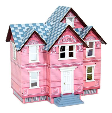 melissa and doug doll house victorian dollhouse melissa doug