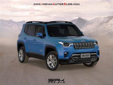 Srk Home Interior Jeep Renegade Restyling In Arrivo Entro Fine 2018