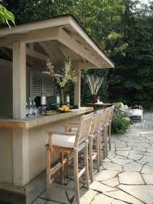 Outside Bar Plans by 23 Creative Outdoor Wet Bar Design Ideas