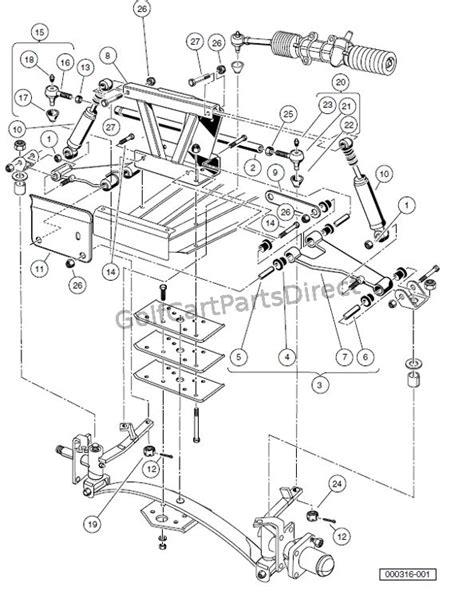 1992 gas club car wiring diagram