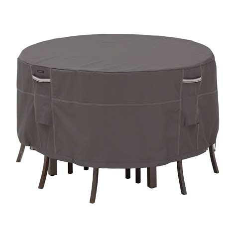 outdoor furniture table covers classic accessories covers ravenna patio furniture set covers patio table and chair cover bistro
