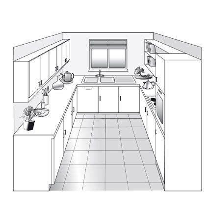 plan cuisine 11m2 cuisine en u top cuisine