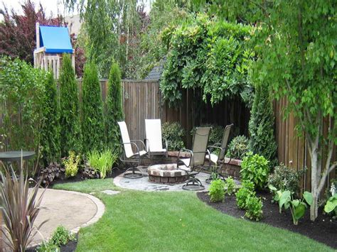 Modern Landscaping Ideas For Small Backyards Gardening Landscaping Back Yard Ideas For Small Yards How To Create Beautiful Home Page With