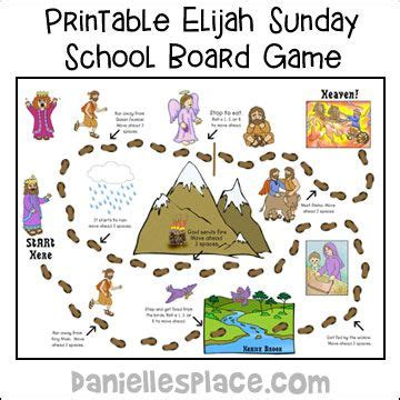 printable board games for sunday school 25 best ideas about elijah bible on pinterest bible
