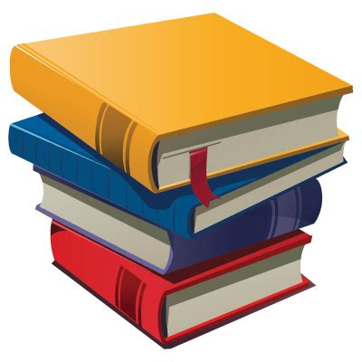 animated picture of a book stack of books cliparts co