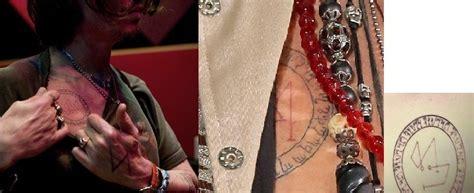 johnny depp baudelaire tattoo johnny depp 41777376 ekşi s 246 zl 252 k