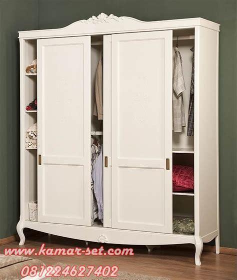 Lemari Pakaian Remaja harga lemari pakaian sliding ukiran klasik minimalis terbaru murah kamar set