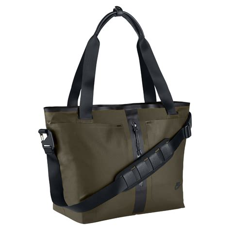 Tote Bag Nike nike tech bonded tote bag brown in black lyst