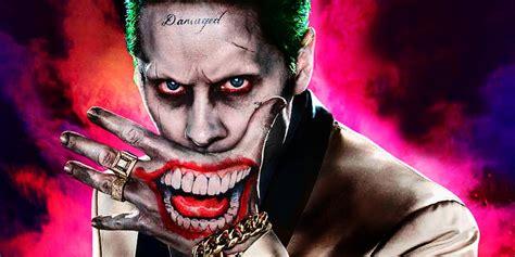 of joker jared leto reacts to joker origin screen rant
