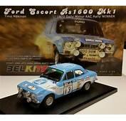 124 Ford Escort RS1600 MK1 Winner Daily Mirror RAC Rally