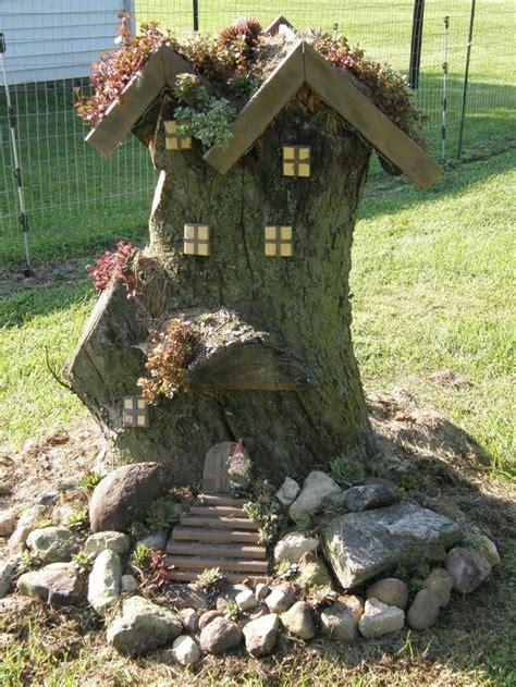 how to make a gnome home snapguide