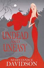 Book Review Undead And Unwed By Maryjanice Davidson by Maryjanice Davidson Undead And Uneasy Book Review