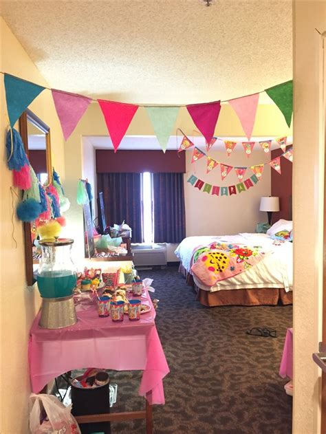 resort theme ideas 27 best images about emma s 10th spa shopkins slumber