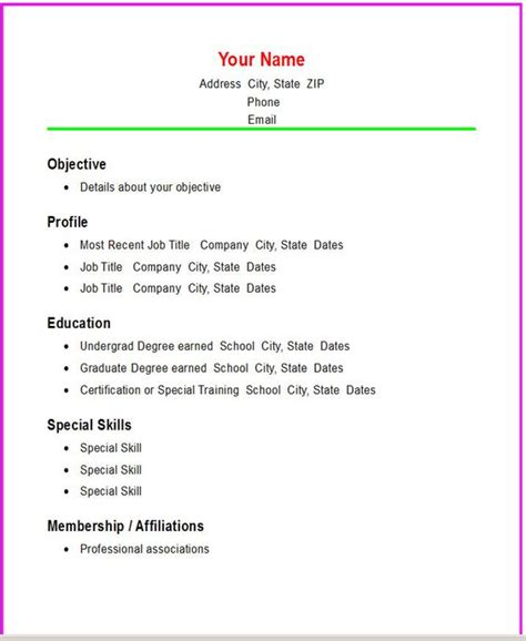 simple high school resume simple high school students and student on
