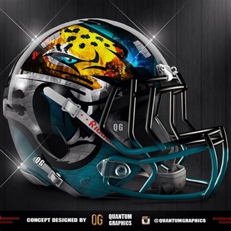 jacksonville jaguars helmet color quantum graphics quantumgraphics instagram photos and