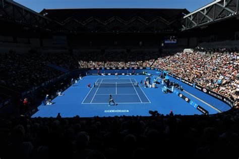 Are Courts Open On - australian open unveils third covered court for 2015