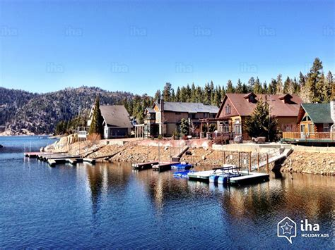 big bear house rentals big bear city rentals in a house for your vacations with iha
