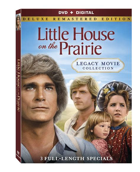 little house on the prairie music little house on the prairie movies set for home entertainment release plus a