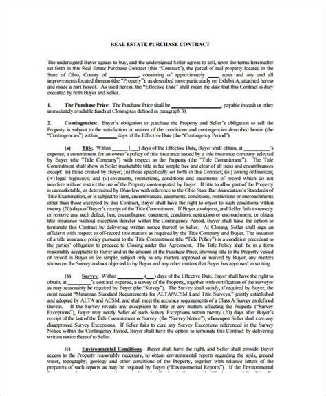 buying a house on land contract 7 land contract forms free sle exle format free premium templates