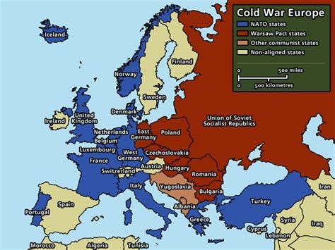 map of europe 1945 iron curtain cold war history of the soviet union videos